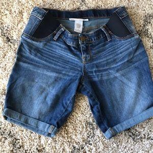 Maternity Bermuda shorts - Liz Lange